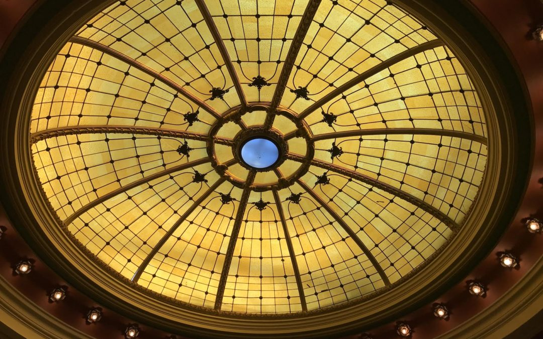 Carnegie Art Center Dome